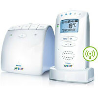 Philips Avent Baby Monitor with Temperature reading