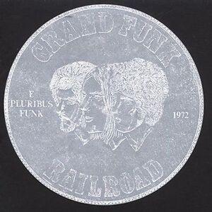 GRAND FUNK RAILROAD E Pluribus Funk CD BRAND NEW Bonus Tracks Remastered