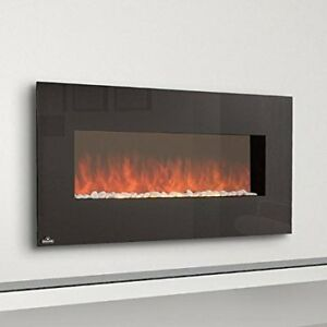 NAPOLEON EFL48 WALL ELECTRIC  FIREPLACE heat/decor $899 retail