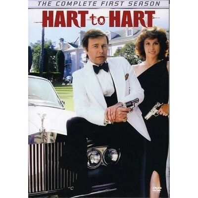 Hart To Hart TV Series Complete Season 1 DVD NEW!