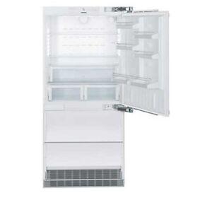 Liebherr Premium Plus HC2060 36in Built-in Panel Ready Refrigera
