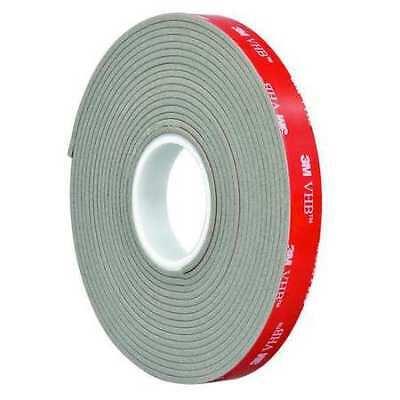 3m 4991 3m 4991 Vhb Tape 0.5 X 5yd Gray 90 Mil