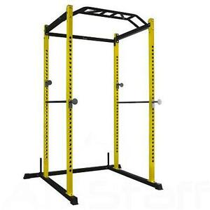AmStaff DF-1161 Power / Squat Rack - Brand New