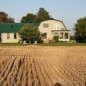Looking 4 Farm House 2 Lease or Buy within 40 mins of Brantford