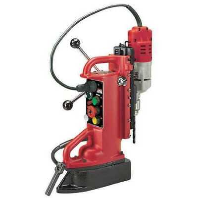 Milwaukee 4204-1 Magnetic Drill Press600rpm12 In Steel