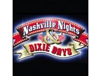 Nashville Nights and Dixie Days