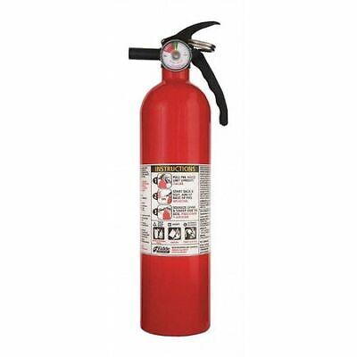 Kidde 46614220mtl Fire Extinguisher 1a10bc Dry Chemical 2.5 Lb