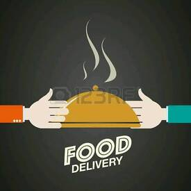 Delivery driver AVAILABLE (immediate start)