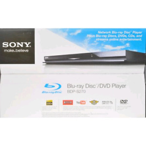 Sony BDP-S270 Blu-Ray Player