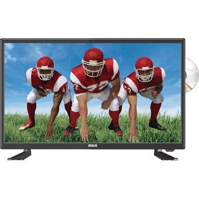 "RCA 24"" Class FHD (1080P) LED TV (RTDVD2409) with Built-i W"