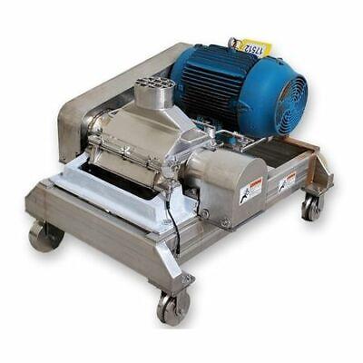 Used 30hp Stainless Steel Fitzmill Hammermill - Model Dkaso-12
