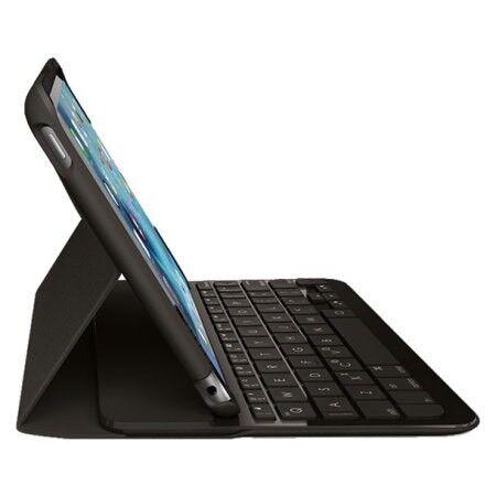 Logitech Keyboard Case // Apple iPad Mini 4 // Brand New // Boxed // With Receipt