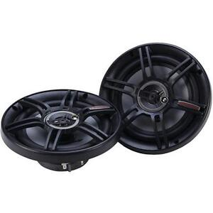 CRUNCH SHALLOW MOUNT 6.5 SPEAKERS