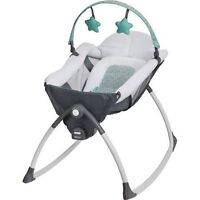 Graco rocker/bassinet