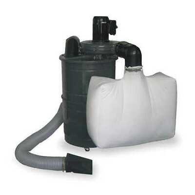 Dayton 3aa17 Dust Collector1-12 Hp115230v