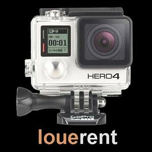 LOCATION de camera GOPRO - Hero3 - Hero4 - Montreal - Quebec