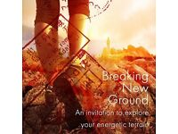 Breaking New Ground: Energy Awareness and Wellness Workshops