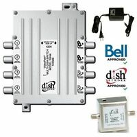 Bell satellite sw44 Switch New Telus