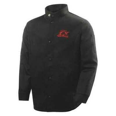 Steiner 1160-m Welding Jacket Black Cotton M