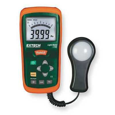 Extech Lt300 Light Meter0 To 40k Fc0 To 400k Lux