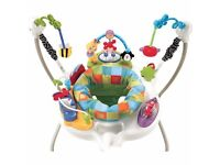 Fisherprice discover 'n grow jumperoo