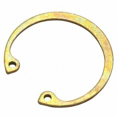 Rotor Clip Ho-100St Zd Retain Ring,Int,Bore Dia 1 In,Pk50
