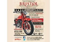 THE 37TH CAROLE NASH BRISTOL CLASSIC MOTORCYCLE SHOW