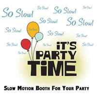 SLOW MOTION BOOTH AND PHOTO BOOTH