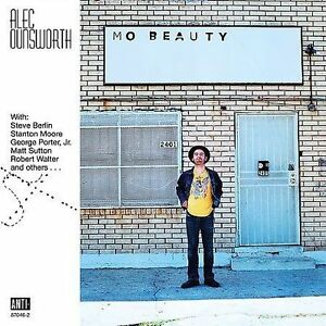 Alec Ounsworth Mo Beauty vinyl LP NEW sealed