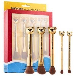 Moschino Sephora Brush Set