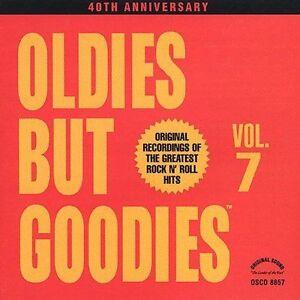 Oldies-but-Goodies-Vol-7-CD-1-by-Various-Artist