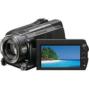 Sony HDR-XR500V 120GB High Definition Handycam Camcorder