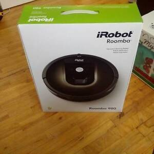 New ROOMBA 980 , Robotic Programable Vaccum DISCOUNTED