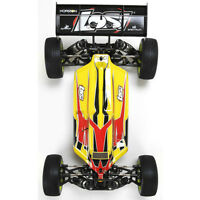 LOSI 8IGHT-E RTR, AVC: 1/8 Electric 4WD Buggy