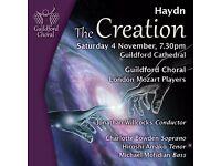 Haydn 'The Creation'