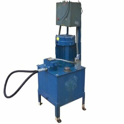 Used 5hp Hydraulic Power Pack
