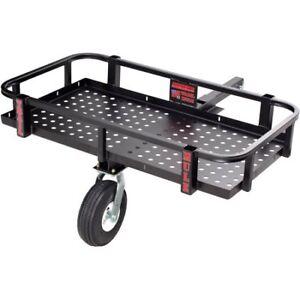 Swisher ATV/UTE trailer/rack