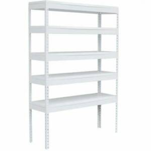 Steel Shelving - Office, Retail, Garage Shelves - FREE DELIVERY!