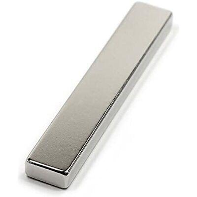 1 Pc Super Strong N52 Neodymium Magnet Block 2 X 12 X 18 - Rare Earth Magnets