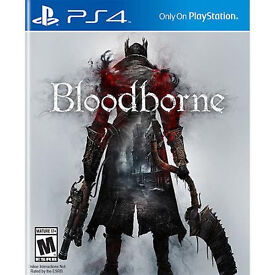 """PS4 Games : """"The last of us"""" and """"Bloodborne"""" NEW ! UNOPENED!"""