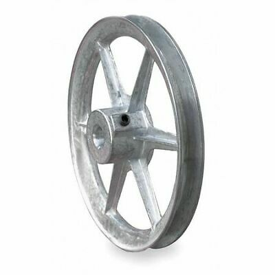 Congress Ca0600x100kw 1 Fixed Bore 1 Groove Standard V-belt Pulley 6.00 Od