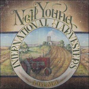 Neil Young Treasure vinyl LP NEW sealed