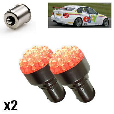 Ford Mondeo MK3 2.0 382 P21W 19-LED Brake/Stop Bulbs Rear Upgrade Lights XE9](Cheap White Contact Lenses)