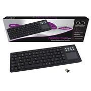 Wireless Keyboard Trackpad