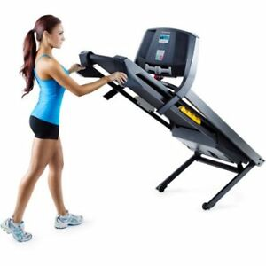 Gold's Gym Trainer 410 Treadmill Rarely Used & Like-New