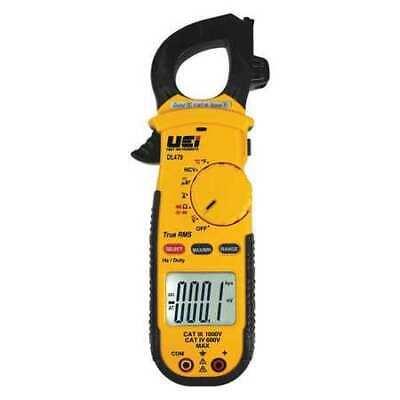 Uei Test Instruments Dl479 Clamp Meter2000uftrmsdigital