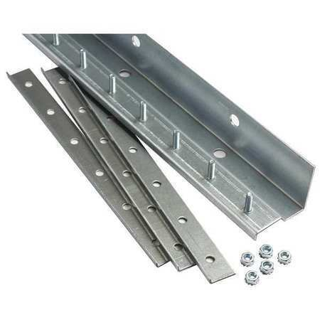 TMI 999-00051 Strip Door Hardware,5 ft.,Aluminum