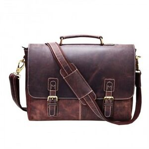 Genuine Vintage Leather Portfolio Bag London Ontario image 1