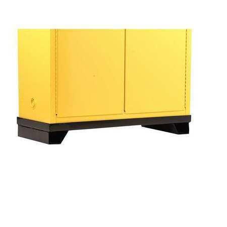 JUSTRITE 84002 Cabinet Riser Leg Frame,43-3/4 In. W