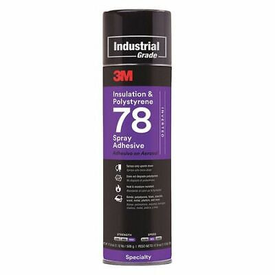 3m 78i Spray Adhesivefor Polystyrene24 Oz.